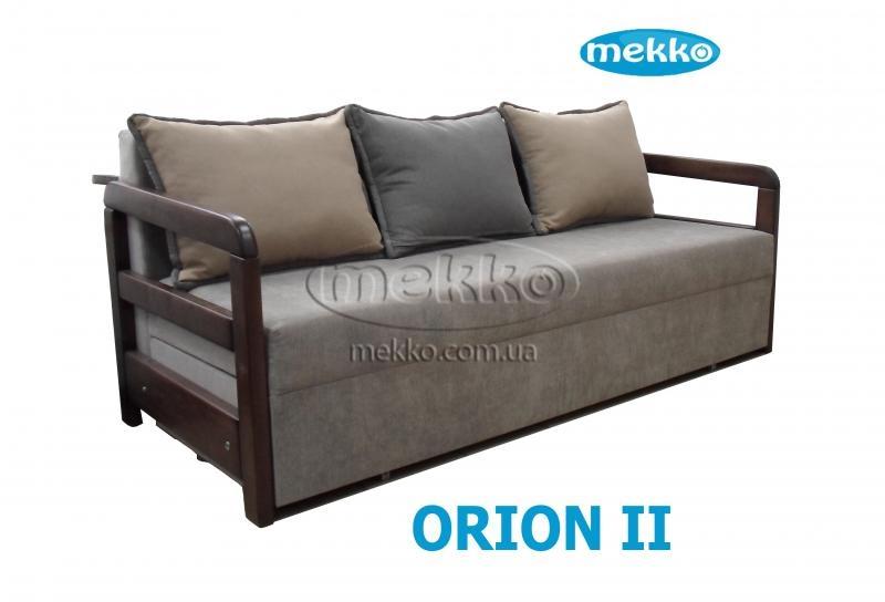 """Ортопедичний диван """"Orion II""""(Оріон 2) (2100x960) фабрика Mekko  Чернігів"""